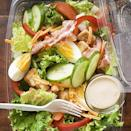 "<div class=""caption-credit""> Photo by: getty</div><b>You always choose the salad</b> <p> Contrary to popular belief, heading for the salad bar may not be your best option. <br> <br> Salads may not contain enough carbohydrates to help control hunger hormones, according to Villacorta. He suggests a healthy soup and sandwich instead, or tossing a serving of brown rice, lentils, or garbanzo beans into your greens. And beware of high-calorie salad bar additions like blue cheese and candied walnuts. <br> <br> Add enough of those and ""you may as well just have a burger,"" he says. <b><br></b> </p> <p> <b><a href=""http://wp.me/p1rIBL-13v"" rel=""nofollow noopener"" target=""_blank"" data-ylk=""slk:Forbidden Foods"" class=""link rapid-noclick-resp"">Forbidden Foods</a> You Should Avoid If You Want to Lose Weight</b> </p>"