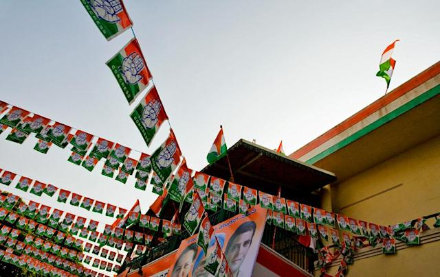 "The Congress won a thumping victory in Karnataka to wrest power after a seven year gap, crushing the BJP in a key election ahead of next year's Lok Sabha ballot. Congress activists celebrated wildly all across Karnataka as a vote count that began at 8 am showed that the party won 120 seats in the 225-member assembly -- seven more than the half-way mark. The Congress victory ""is a clear result against the ideology of the BJP"", Manmohan Singh said in New Delhi. ""The people of the country know what's what and they will reject the BJP ideology as the result in Karnataka shows."""