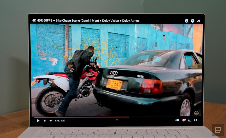 <p>Dell XPS 15 OLED</p>