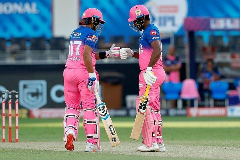 Can the Rajasthan Royals complete a double over the Sunrisers Hyderabad in IPL 2020? (Image Credits: IPLT20.com)