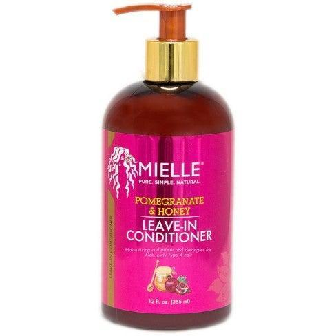 """<h2>Mielle Organics</h2>It's rare to find a curly girl who doesn't have at least <em>one </em>Mielle Organics product in her wash-day lineup because they're <em>that </em>good. The brand, founded by Monique Rodriguez, launched in 2014 and has grown into a complete collection of natural hair care at Target. If your curls are feeling dull or lackluster, stock up on a bottle (or two) of the Pomegranate and Honey leave-in conditioner, which currently has almost five stars at Target.<br><br><br><strong>Mielle Organics</strong> Pomegranate & Honey Leave-In Conditioner, $, available at <a href=""""https://go.skimresources.com/?id=30283X879131&url=https%3A%2F%2Fwww.target.com%2Fp%2Fmielle-organics-pomegranate-honey-leave-in-conditioner-12-fl-oz%2F-%2FA-53217163"""" rel=""""nofollow noopener"""" target=""""_blank"""" data-ylk=""""slk:Target"""" class=""""link rapid-noclick-resp"""">Target</a>"""