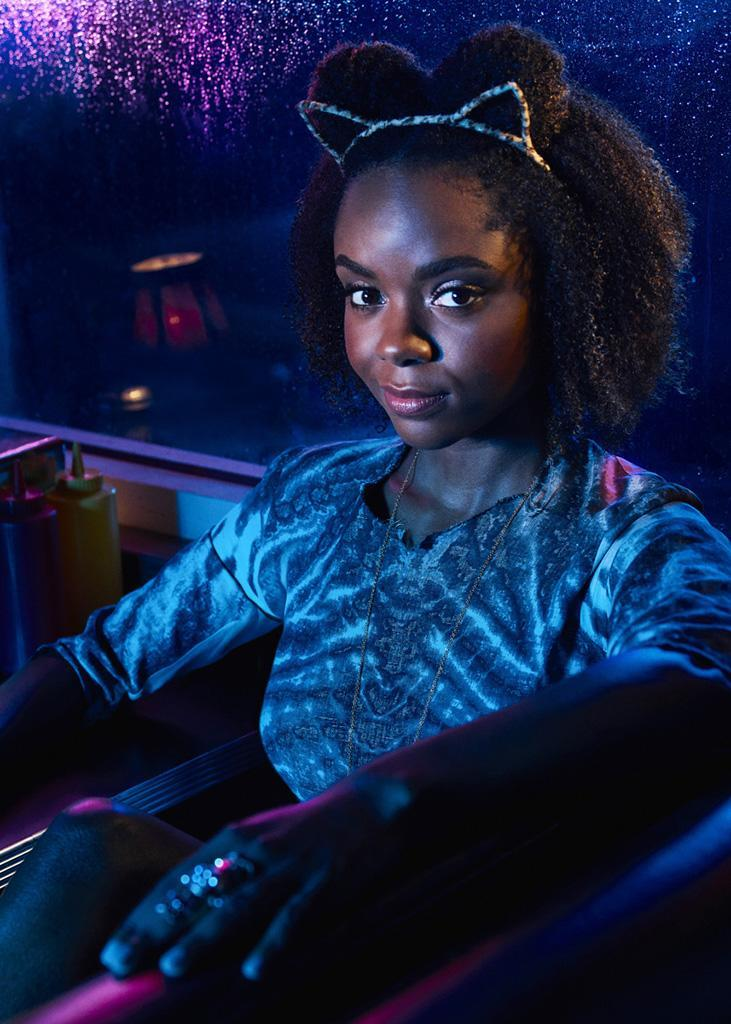 Ashleigh Murray in 'Riverdale' (Photo: Frank Ockenfels 3/The CW)