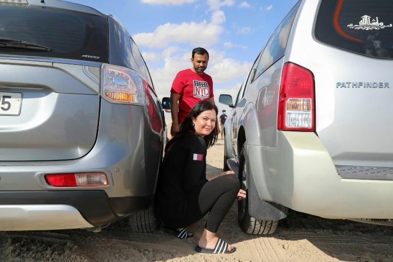 In Qatar gender separation in social settings remains common in many areas of life