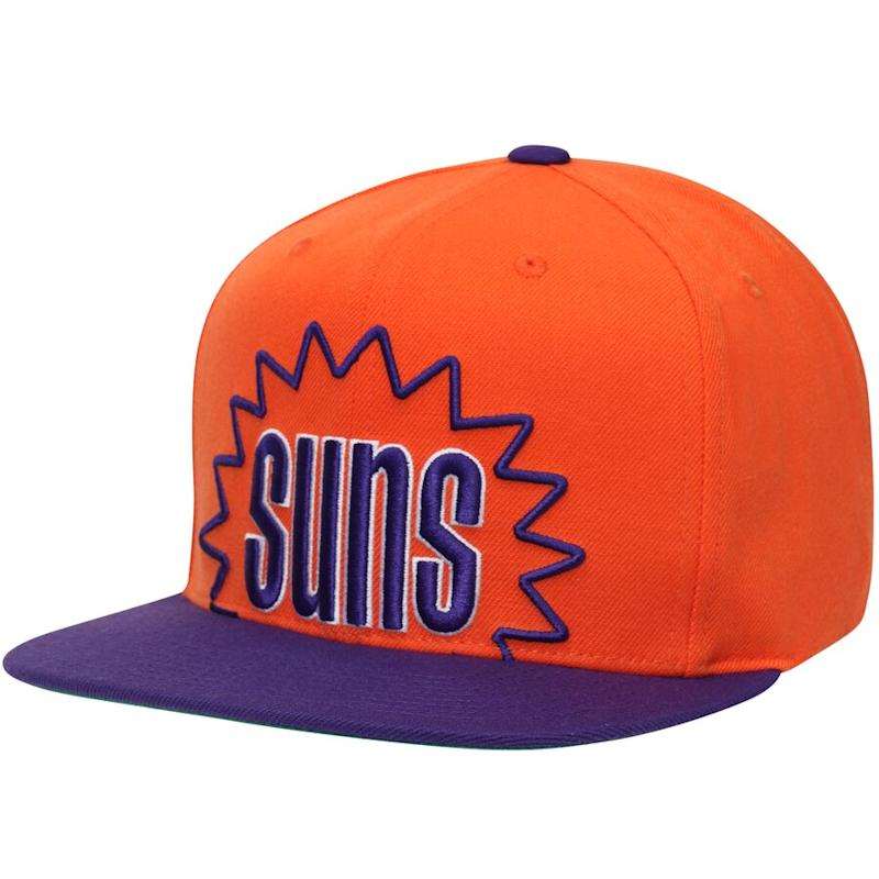 Suns Snapback Adjustable Hat