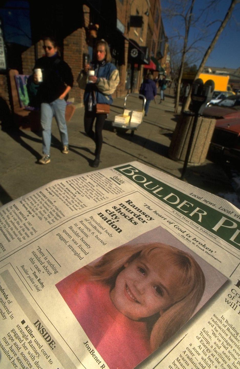 <p>December of 1996 was a pretty tough month. JonBenét Ramsey, a six year old child beauty queen, had been reported missing from her home in Boulder, Colorado. Her body was found eight hours later in her parent's basement. A barrage of media coverage and speculations has left this unsolved case one of the most monumental of the decade. </p>