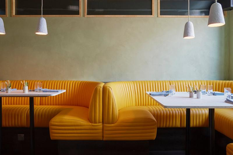 Reducing waste: Hoxton's Cub offers a zero-choice menu of set dishes: Kim Lightbody