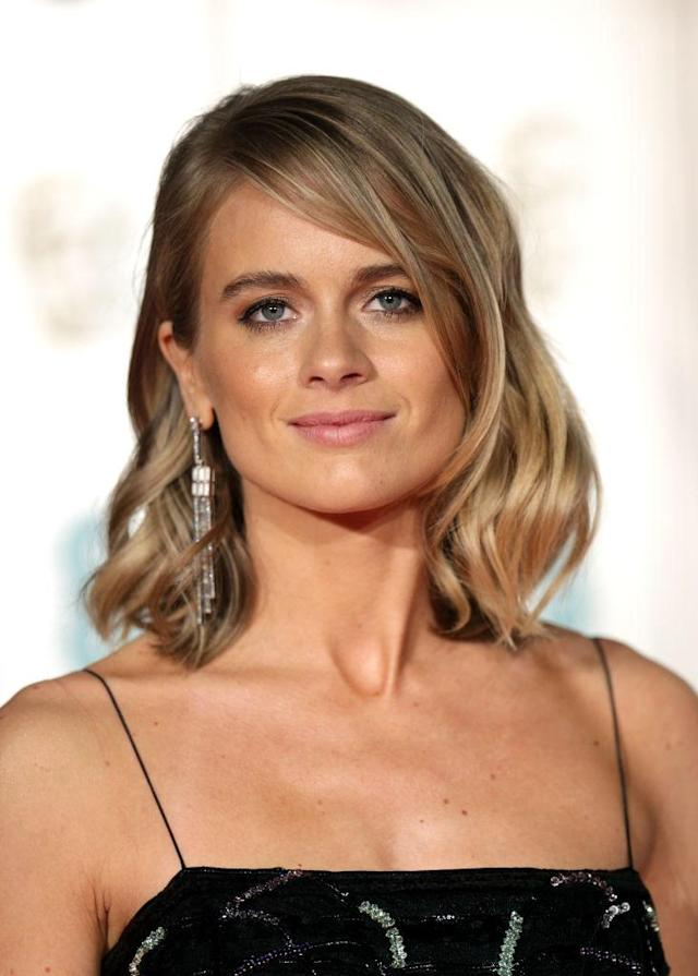 "<p>While <a href=""https://www.independent.ie/style/fashion/style-talk/cressida-bonas-is-sending-a-message-of-empowerment-through-her-wardrobe-evolution-36745278.html"" rel=""nofollow noopener"" target=""_blank"" data-ylk=""slk:she was trying to make a new name for herself"" class=""link rapid-noclick-resp"">she was trying to make a new name for herself</a> as a theater actress, everyone was still talking about Bonas as Prince Harry's ex, particularly as royal wedding fever heated up. It's fitting that she looked entirely different from the long-haired Bohemian girl she was when she dated Harry from 2012 to 2014. The polished professional moved on with her life, even if many watching her hadn't. (Photo: Getty Images) </p>"