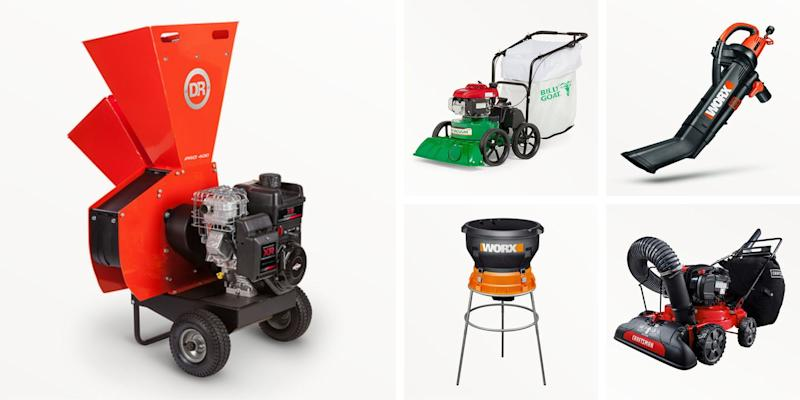 The Best Leaf Mulchers to Clean Up Your Lawn This Fall