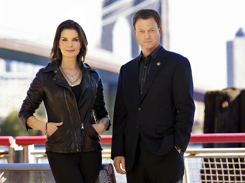 """CSI: NY""