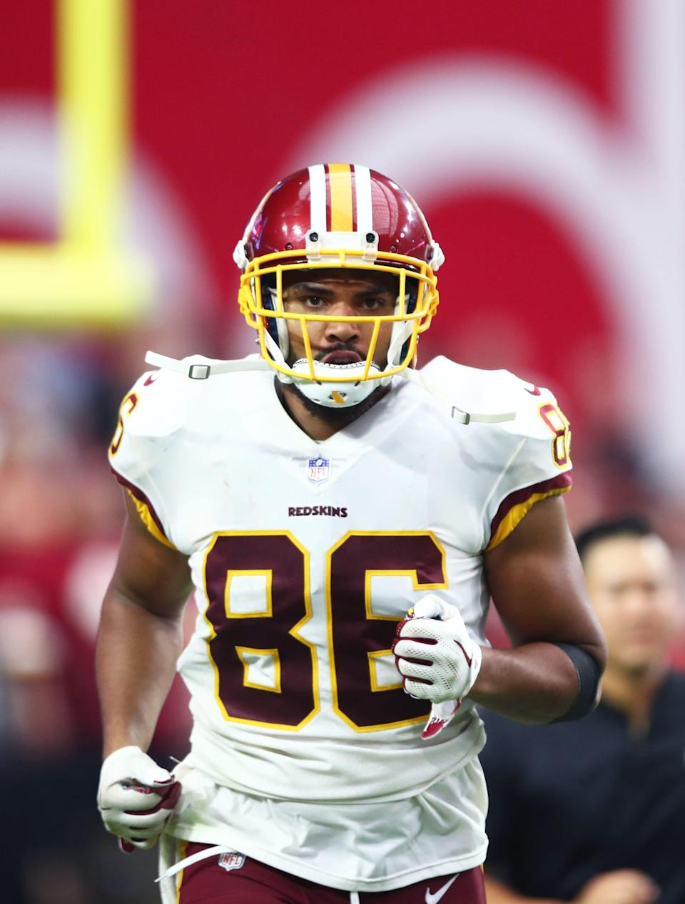 Jordan Reed finished his career with 355 receptions for 3,602 yards and 28 touchdowns.