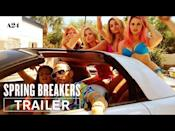 "<p>Vanessa Hudgens, Ashley Benson, Selena Gomez, and James Franco get lit before lit was a thing. Seriously, this is the spring break movie to end all spring break movies. </p><p><a class=""link rapid-noclick-resp"" href=""https://www.netflix.com/search?q=spring+breaker&jbv=70257860&jbp=0&jbr=0"" rel=""nofollow noopener"" target=""_blank"" data-ylk=""slk:Stream Now"">Stream Now</a></p><p><a href=""https://www.youtube.com/watch?v=imDML4om8z8"" rel=""nofollow noopener"" target=""_blank"" data-ylk=""slk:See the original post on Youtube"" class=""link rapid-noclick-resp"">See the original post on Youtube</a></p>"