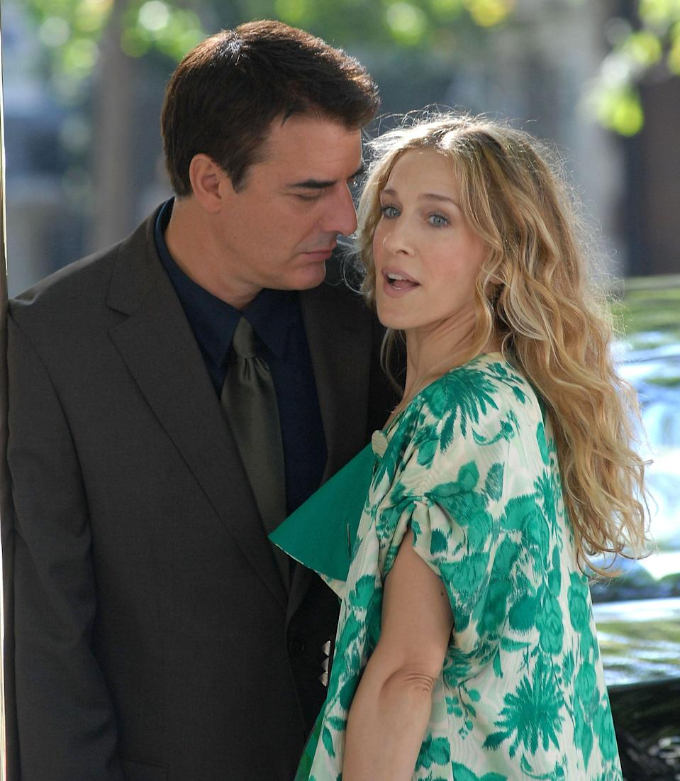 "<p>I couldn't help but wonder, will we ever get tired of Carrie Bradshaw? With <a href=""http://www.marieclaire.com/celebrity/news/a25416/sarah-jessica-parker-satc-3/"" rel=""nofollow noopener"" target=""_blank"" data-ylk=""slk:Sex and the City 3 rumors"" class=""link rapid-noclick-resp""><em>Sex and the City 3 </em>rumors</a> swirling around longer than the list of men Samantha slept with, we decided to honor our nostalgic selves and tap into a behind-the-scenes investigation of the iconic show. From nudity clauses to rumored feuds, ahead 50 surprising tidbits you never knew about <em>Sex and the City</em>. </p>"