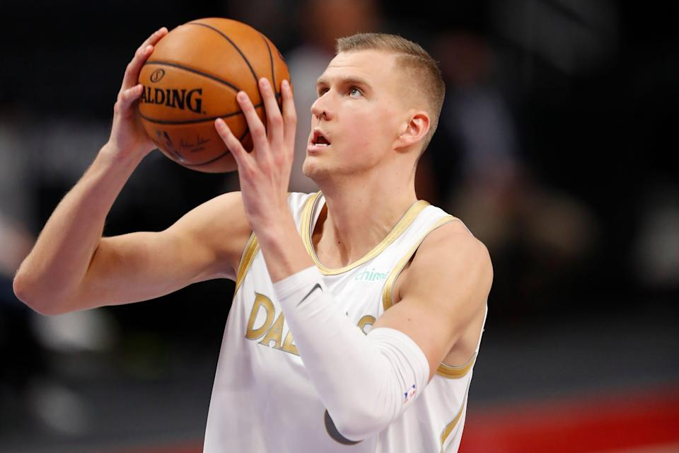 The NBA levied a hefty fine against Kristaps Porzingis for going to a club, violating an NBA rule.