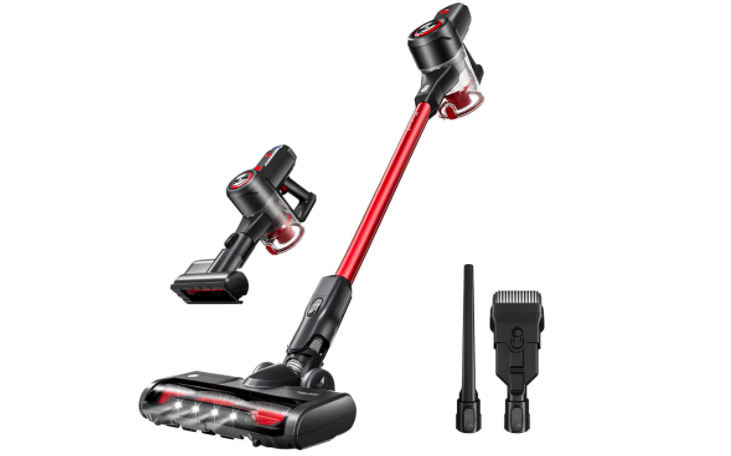 This cordless vacuum's got power. (Photo: Amazon)