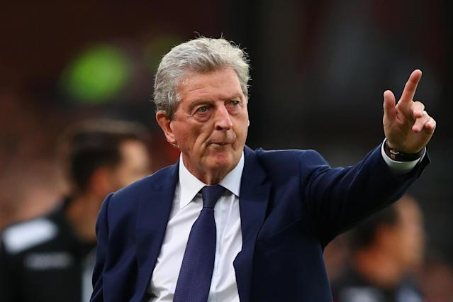 Roy Hodgson's start at Crystal Palace was awful, but his tactics can help talented Eagles avoid relegation