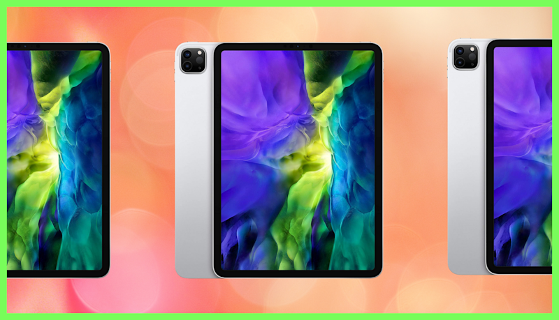 Apple iPad Pro. (Photo: Apple)