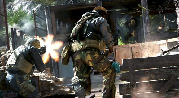 Call Of Duty: Modern Warfare Battle Royale Reportedly Due In 2020