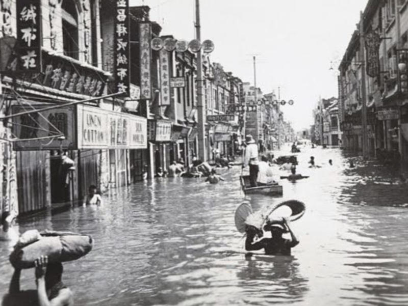 August 18, 1931 - Possibly The Worst Natural Disaster Ever