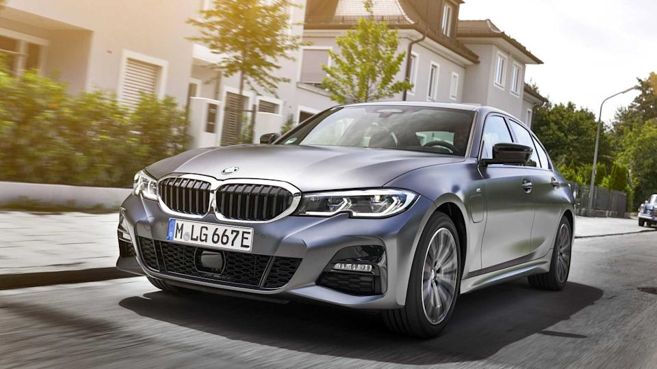 BMW Serie 3 plug in hibrido