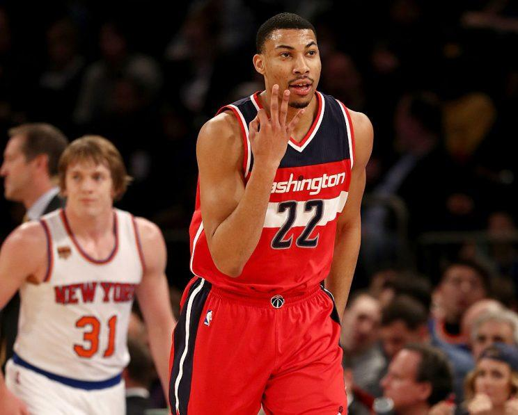 Otto Porter is about to become an exceptionally wealthy man. The only question is which NBA team's going to sign the checks. (Getty)