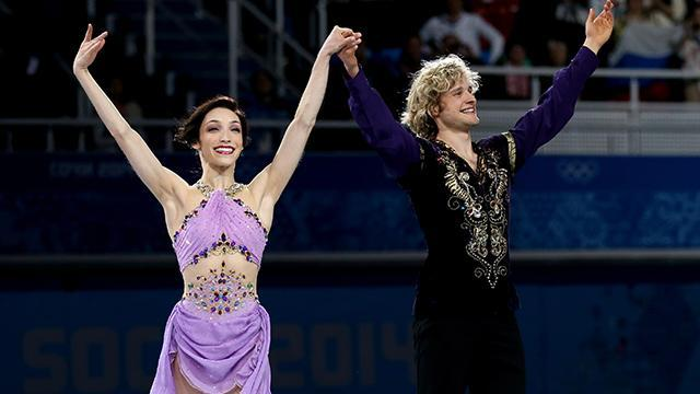 Angry fans, Canadian press fired up over ice dance judging