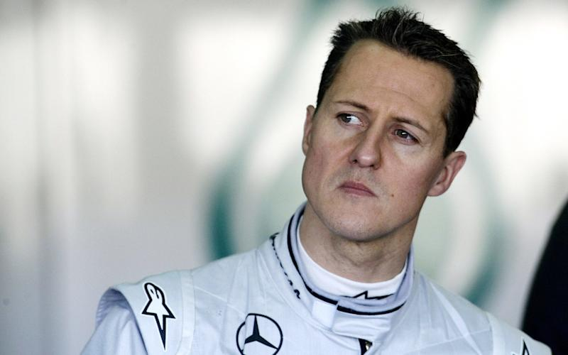 Michael Schumacher will not be transferred to mansion onMajorca, says manager
