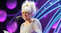 """<em>Carry On</em> and <em>EastEnders</em> legend Dame Barbara Windsor died aged 83, six years after receiving an Alzheimer's diagnosis. Her cheeky laugh and natural charm helped established her as a British acting icon, with many <a href=""""https://uk.news.yahoo.com/sharing-stories-barbara-windsor-charming-102126324.html"""" data-ylk=""""slk:fans sharing touching stories;outcm:mb_qualified_link;_E:mb_qualified_link;ct:story;"""" class=""""link rapid-noclick-resp yahoo-link"""">fans sharing touching stories </a>about the star after her passing. (Photo by Yui Mok/PA Images via Getty Images)"""