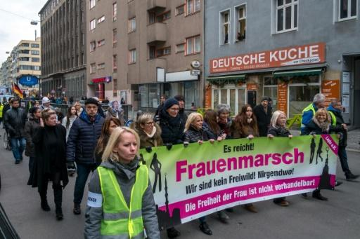 AfD-Frauenmarsch in Berlin