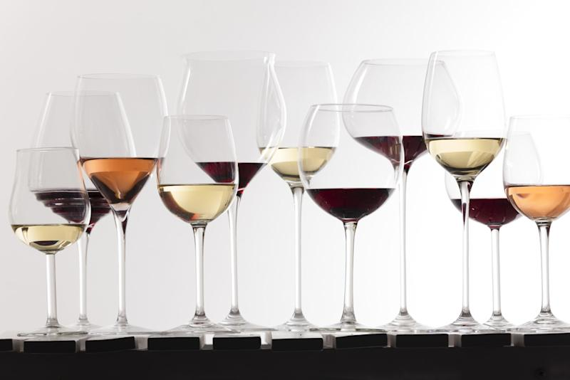 . Glass Shattering  How Wineglass Size Has Changed Since 1700
