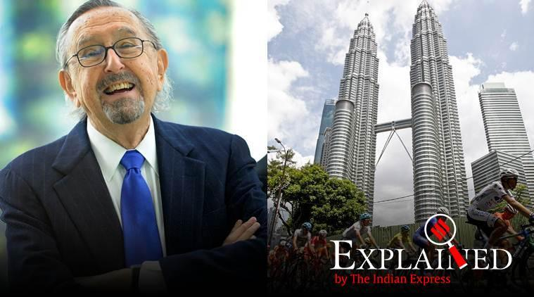Cesar Pelli, architect Cesar Pelli, Cesar Pelli dead, Cesar Pelli death, argentenian architect, Cesar Pelli creations, express explained, indian express