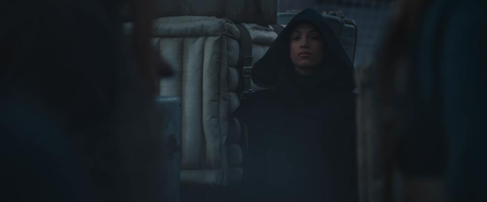 Mercedes Varnando as Koska Reeves in 'The Mandalorian' (Photo: Lucasfilm/Disney+)