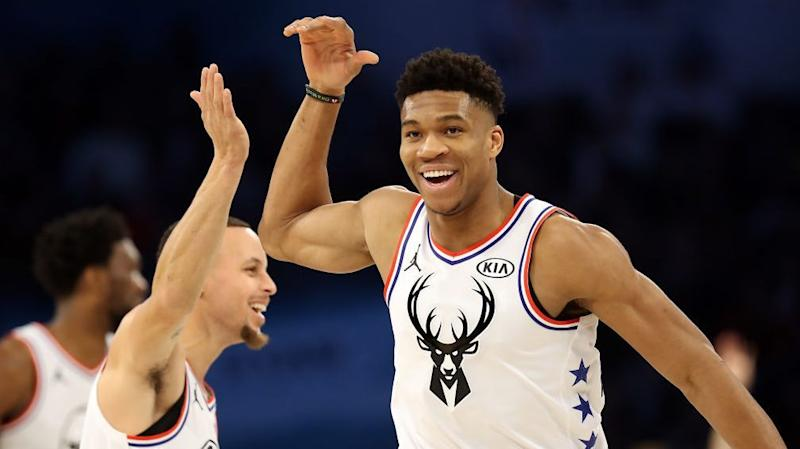 35982daac718b1 Rumor: Warriors have 'internally mused' about run at Giannis Antetokounmpo  in 2021