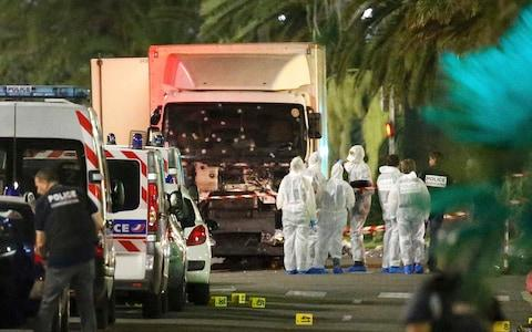 The July 2016 Nice attack killed dozens - Credit:  ERIC GAILLARD/Reuters