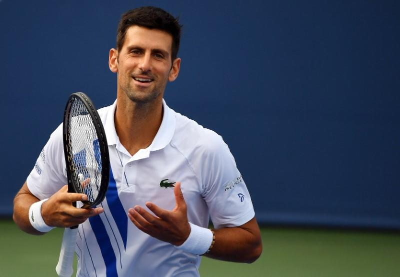 Djokovic given smooth path at U.S. Open, Stephens looms for Serena