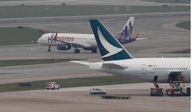Cathay Pacific concentrates on long-haul flights while HK Express has a heavy focus on Japan and South Korea. Photo: Reuters