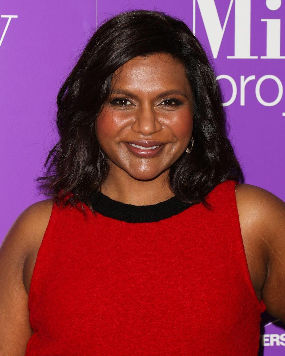 """<p><strong>Real name: </strong>Vera Mindy Chokalingam</p><p> """"Vera isn't just an old Russian lady's name; it's an incarnation of a Hindu goddess,"""" the actress told <a href=""""http://www.improper.com/arts-culture/passion-projects/"""" rel=""""nofollow noopener"""" target=""""_blank"""" data-ylk=""""slk:Improper Bostonian"""" class=""""link rapid-noclick-resp"""">Improper Bostonian</a> in 2006. """"But they never called me it."""" Then, when the actress was trying to make her way as an actress, she also opted to shorten her last name from Chokalingam to Kaling.</p>"""