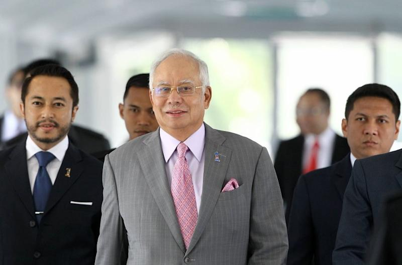 Najib pledges to make country great in poll manifesto