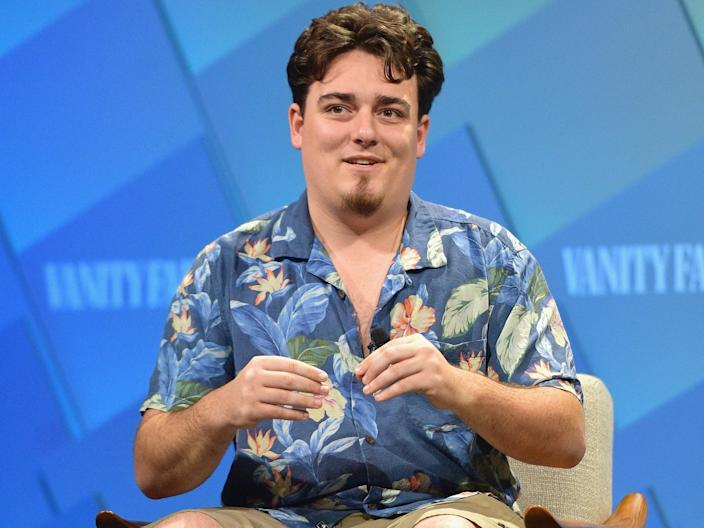 Anduril founder Palmer Luckey.