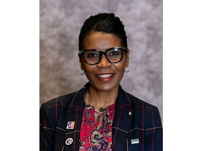 Adriane Johnson has been a commissioner on the Buffalo Grove Park District Board since 2011. (Illinois Association Of Park Districts)