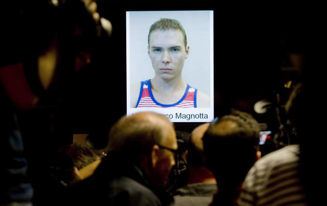 Mother of killer Luka Magnotta begs for his release, worried her son could contract COVID-19 in prison