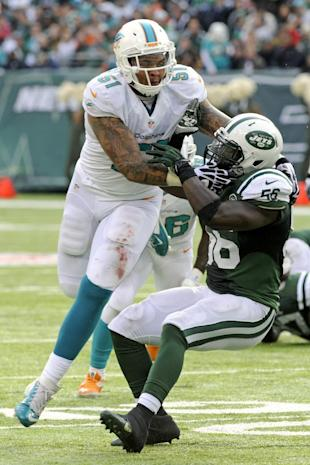 Mike Pouncey (AP)