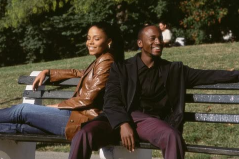 <p>Andre, played by Taye Diggs, and Sidney, played by Sanaa Lathan, were lifelong friends who bonded over their love of hip hop music. Sidney, a magazine editor, is thrown for a loop when Andrew gets engaged. She kisses him the day before his wedding, but Andre still gets married. Sidney also moves on and accepts a proposal from her new boyfriend. Andre and Sidney do share a moment, which leads Sidney to call off her engagement. Neither admits to their feelings until Sidney writes a book where she correlates her love affair with hip hop to her feelings about Andre. He finally figures things out, and the two declare their feelings for each other.</p>