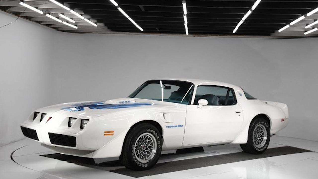 "<p>I'm not actually suggesting that any sane person would choose to buy and drive a pristine 1979 Pontiac Trans Am as a daily driver instead of a more rational family sedan or crossover. But you'd be the coolest kid on the block if you did. <a href=""http://rover.ebay.com/rover/1/711-53200-19255-0/1?ff3=4&pub=5575459679&toolid=10001&campid=5338477336&customid=&mpre=https%3A%2F%2Fwww.ebay.com%2Fitm%2F1979-Pontiac-Trans-Am%2F113875876099%3Fhash%3Ditem1a8387f903%253Ag%253AYR8AAOSwljJdbzCU%26LH_ItemCondition%3D3000%257C1000%257C2500"">This specimen is basically perfect</a>, and the seller says it's a matching numbers original. And it's got the right powertrain, too.</p> <p>Way back in 1979, performance was, for most automakers at least, a distant memory as concerns over emissions and fuel prices conspired to limit horsepower and driving enjoyment. But Pontiac wasn't quite ready to let all the fun slip away, sending its much-loved 400 cubic inch V8 engine out for one last hurrah before succumbing to the pressure to downsize. Mated to a four-speed manual transmission, an argument could be made that the '79 Trans Am was the last of the classic muscle cars from the 1960s and 1970s.</p> <p>Speaking of downsizing, the 1980 and 1981 Trans Ams were offered with a 301 cubic inch V8 that Pontiac boosted with one of the first factory turbochargers. <a href=""http://rover.ebay.com/rover/1/711-53200-19255-0/1?ff3=4&pub=5575459679&toolid=10001&campid=5338477336&customid=&mpre=https%3A%2F%2Fwww.ebay.com%2Fitm%2F1980-Pontiac-Trans-Am%2F164033472921%3Fhash%3Ditem2631282999%253Ag%253AHHgAAOSw6DxeH7Pm%26LH_ItemCondition%3D3000%257C1000%257C2500"">Like this one right here</a>, which also falls neatly into our self-imposed pricing constraints. <em><strong>— Consumer Editor Jeremy Korzeniewski</strong></em></p>"