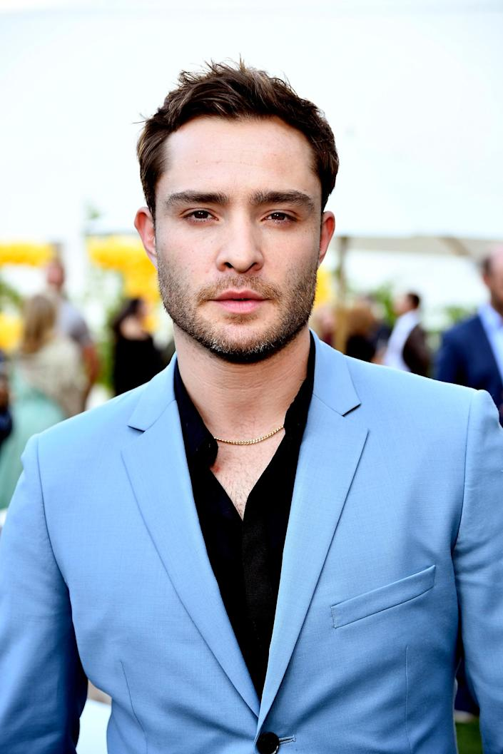 Woman claims Ed Westwick raped her and kept her captive