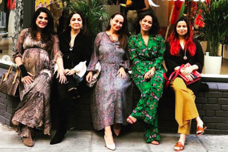 Soni Razdan Traces Her Decades-Long Friendship with Neena Gupta in Then and Now photos, See Here