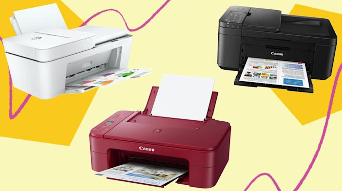 From school projects to work documents, our 2020 guide to the best affordable home printers will help you out of any jam. (Photo: HuffPost Finds)