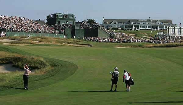 Golf: LIVE: US Open 2018 - 2. Runde läuft