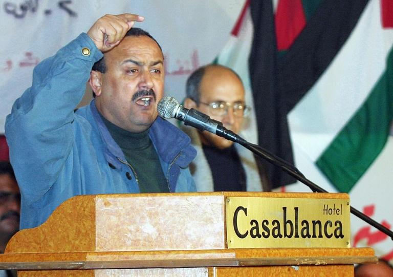 Marwan Barghouti is serving a life sentence in an Israeli jail over his role in the violent second Palestinian intifada