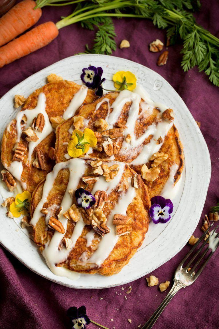 """<p>Did someone say cake for breakfast? We're all ears! </p><p><strong>Get the recipe at <a href=""""https://www.cookingclassy.com/carrot-cake-pancakes/"""" rel=""""nofollow noopener"""" target=""""_blank"""" data-ylk=""""slk:Cooking Classy"""" class=""""link rapid-noclick-resp"""">Cooking Classy</a>.</strong></p>"""