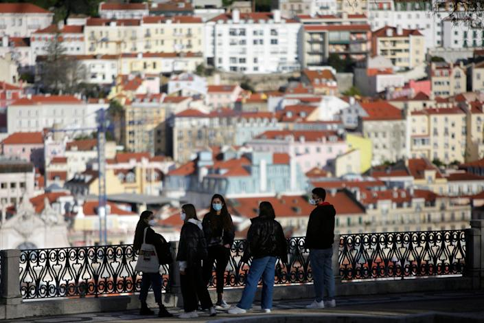 Lisbon, Portugal is on the amber list (Copyright 2021 The Associated Press. All rights reserved)